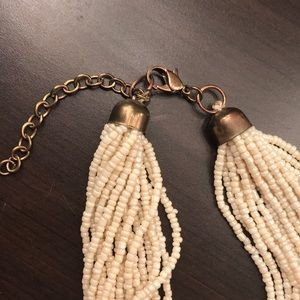 Francesca's Collections Jewelry - Trendy Extra Long Beaded Statement Necklace